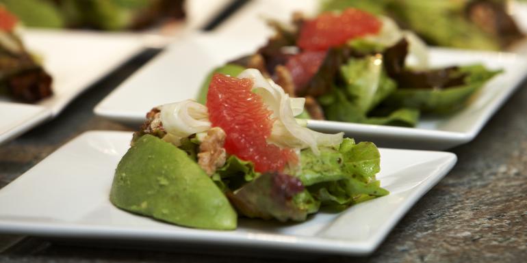 Greens and Avocado saladFeatureImage