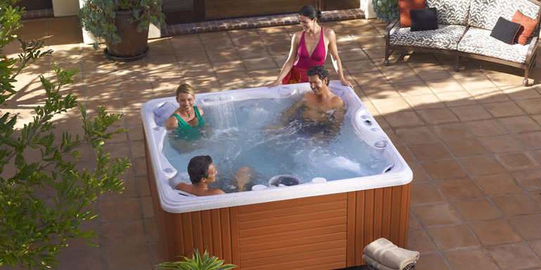 The Vanto Hot Tub
