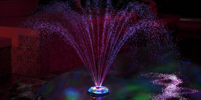 Dancing Waters Light & Fountain Show