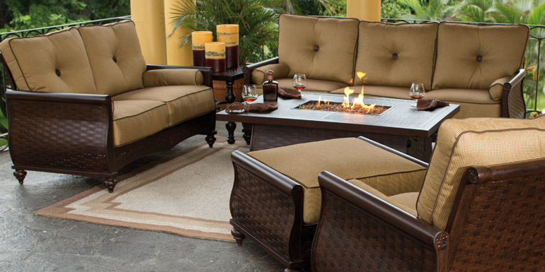 Castelle French Quarter Furniture Collection