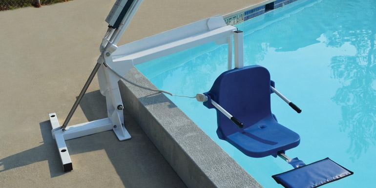 Pro Pool-XR Pool Lift