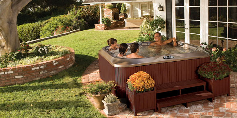 J-300 Hot Tub Collection