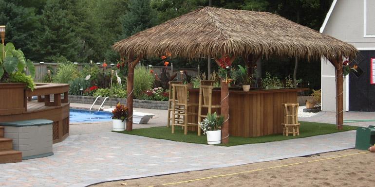 Tiki Outdoor Bars