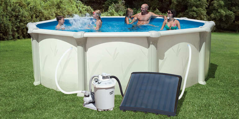 Solarpro Xf Solar Heating Systemby Great American Merchandise And Events Pools Spas Patios