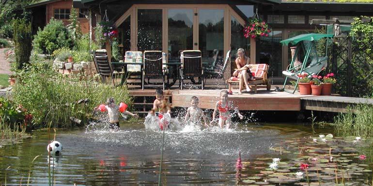 Natural Swimming Pool Example 11