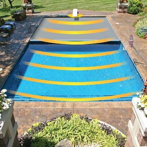 Automatic Pool Covers Inc., has now integrated SmartMotion™ technology into all of its new pool cover systems, which includes forward, reverse, and water-load sensing damage control.