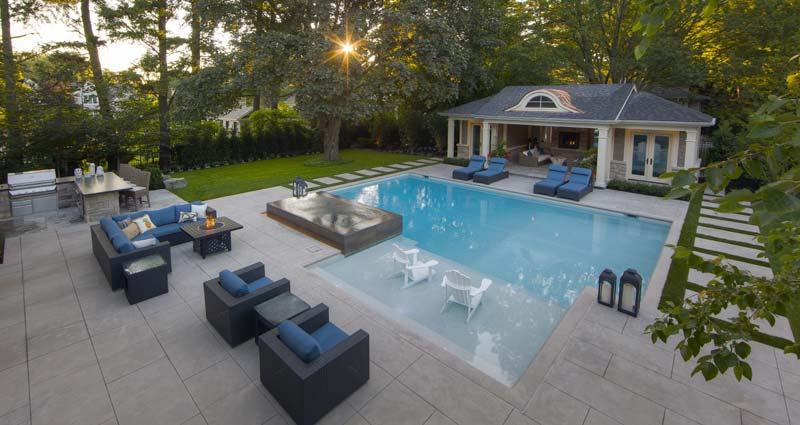 Pool project by Betz Pools Ltd.