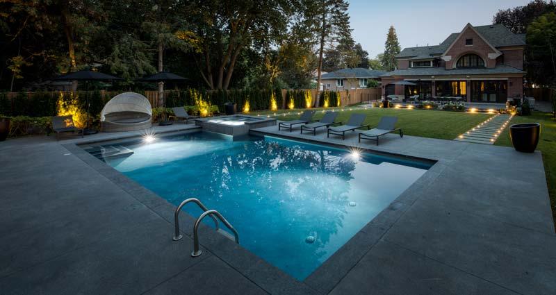 Pool project by Solda Pools Ltd.