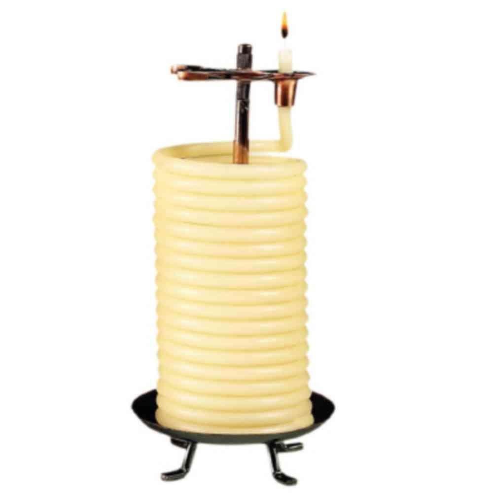 80 Hour Coil Citronella Candle, $28, homedepot.com