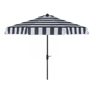 Patio Elsa 9-ft Market Style Umbrella, $439, lowes.ca