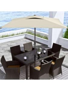 Corliving Square Patio Umbrella, $120, thebay.com