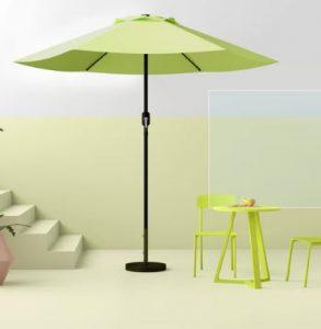 Bradford Patio 7.5' Market Umbrella, $73, wayfair.ca