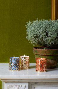 Tory Burch Votive Candle Set, $178, shop.nordstrom.com