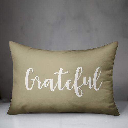 Parente Grateful Lumbar Pillow, $62, wayfair.ca