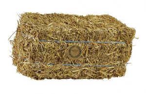 Large Bale of Straw, $17, canadiantire.ca