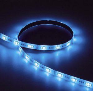 Merkury Innovations Smart Wi-Fi LED Strip, $30, walmart.ca