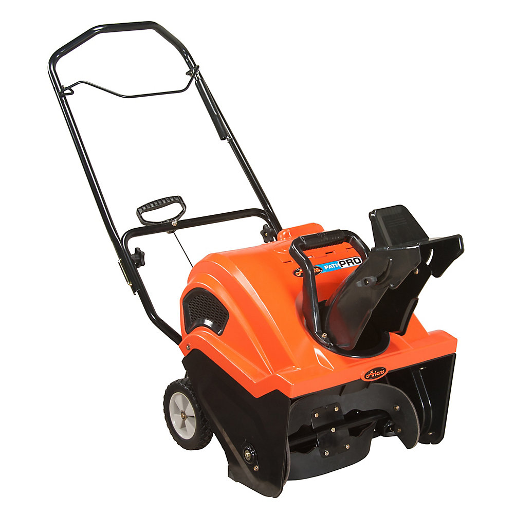 Ariens Path Pro Single Stage Snow Blower, $700, homedepot.ca