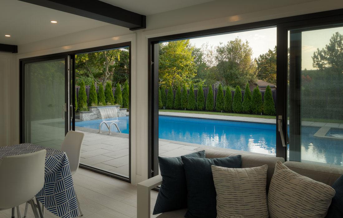 A Miami-style retreat